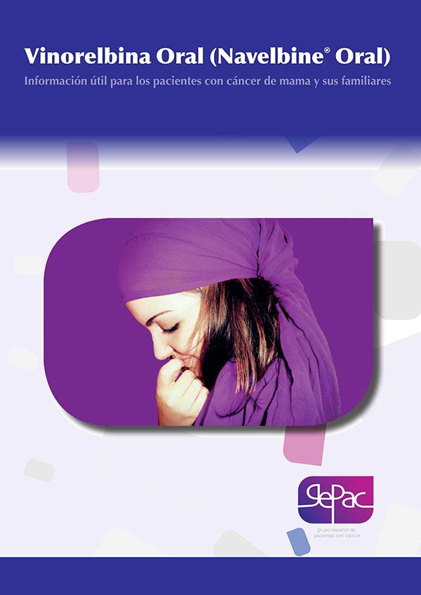 Guía sobre la Vinorelbina Oral para pacientes con cáncer de mama