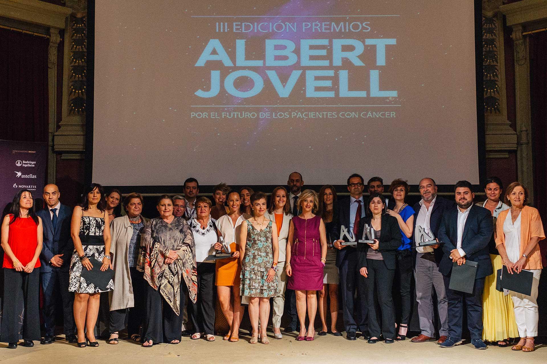 Nominados Premios Albert Jovell